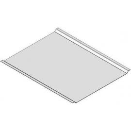 VASSOIO IN ALLUMINIO DIAMANTATO (262X324X1 MM)  Per forni TECNOEKA 4 teglie 1/2