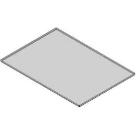 VASSOIO IN ALLUMINIO PER FORNI 4 TEGLIE(480x340mm)