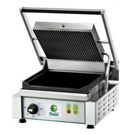 Piastra cottura in ghisa 1700W - 1 sup. inf. liscia