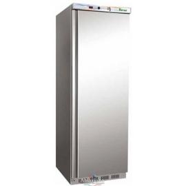 ARMADIO REFRIGERATO CONGELATORE statico 1 porta con struttura esterna in acciaio inox temp.-18/-22°C cap.400 lt.