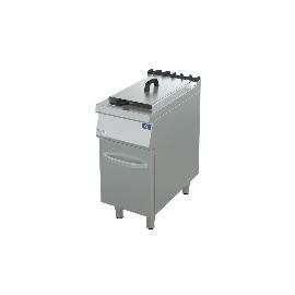 Friggitrice gas 1 vasca 40x90x90 cm