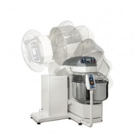 Impastatrice automatica spirale SPRB 100 Kg