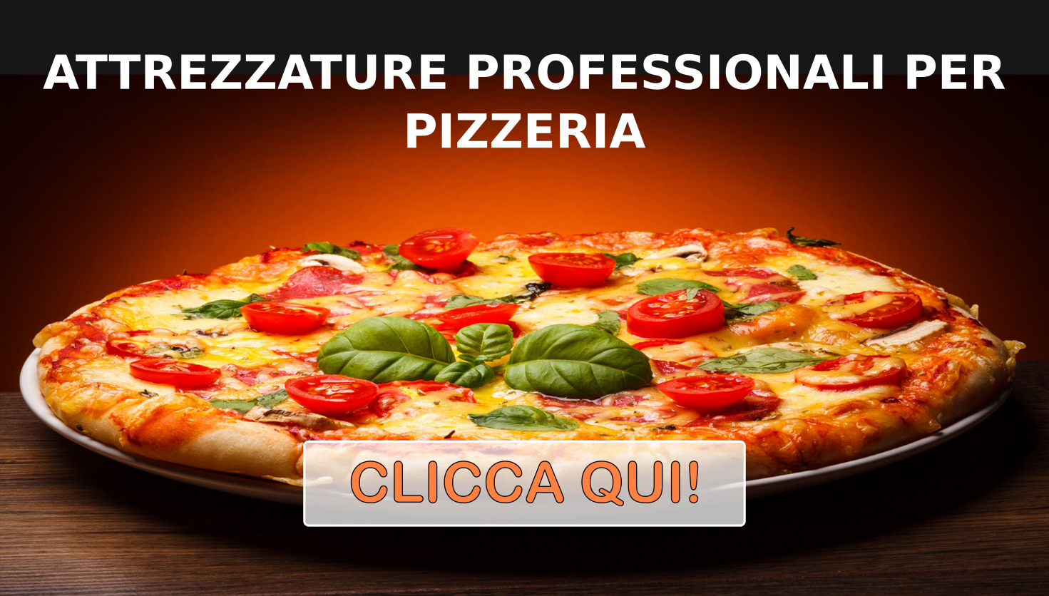 Attrezzature da pizzeria Abaristo.it