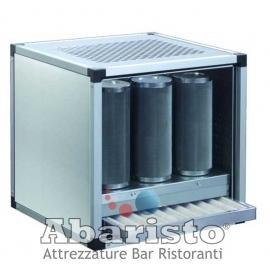 Gruppo di filtrazione ECO 9 da 3000 mc/h
