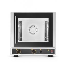 FORNO ELETTRICO VENTILATO A CONVEZIONE 4 TEGLIE 429x325mm (APERTURA LATERALE)