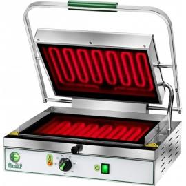 Piastra cottura in vetroceramica 2000W - superficie media sup. rigata