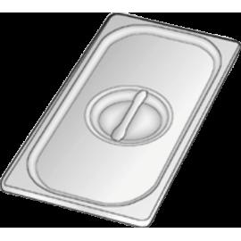 Coperchio bacinella in acciaio inox GN 1/6