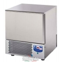 ABBATTITORE DI TEMPERATURA cap.5 teglie GN1/1-EU60/40 in acciaio inox  (+70°/+3°C +70°C/-18°C)  -PRODOTTO ITALIANO-