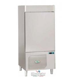 ABBATTITORE DI TEMPERATURA in acciaio inox 18/10 AISI304 +90°/+3°C +90°C/-18°C cap.10 teglie GN1/1-600x400 -PRODOTTO ITALIANO-