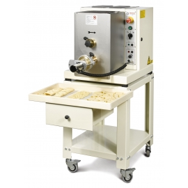 PM 80. Macchina per la produzione di pasta fresca ideale per ristoranti fino ad 80/100 posti